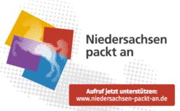 Logo Niedersachsen packt an